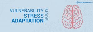 Vulnerability-Stress-Adaptation Model