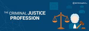 The Criminal Justice Profession